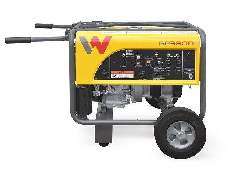 3800 Watt Generator Franklin Equipment Lexington