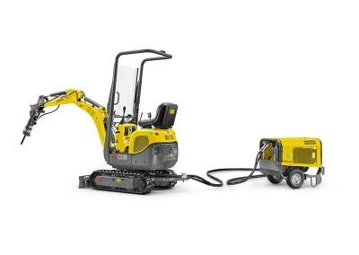 1600lbs 5′ Dig Depth Mini Excavator