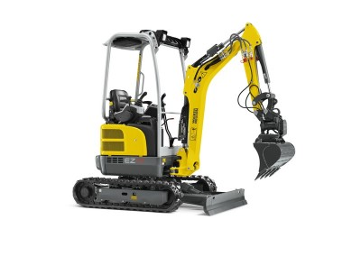 """3200lbs 6'11"""" Mini Excavator"""
