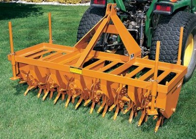 Aerator Attachment for Tractor