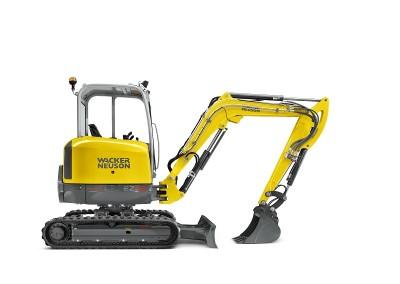 10300lbs 11'9″ Depth Mini Excavator