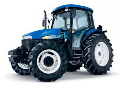 100hp Tractor