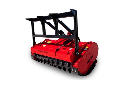 Brush Cutter for Skidsteer