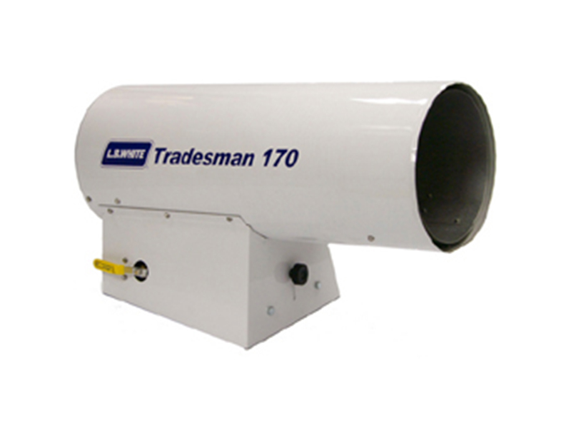 170 000 Btu Propane Heater Franklin Equipment Lexington