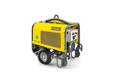 Mini Excavator Power Pack