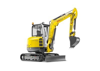 7900lbs 10'2″ Depth Mini Excavator