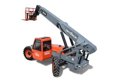 8,000lbs 42′ Forklift Telehandler