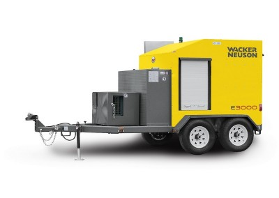 385,000 BTU Towable Ground Heater