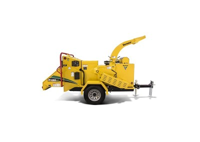 12″ 74 hp Chipper