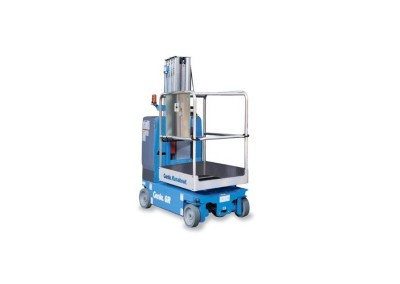 10′ Electric One Man Lift