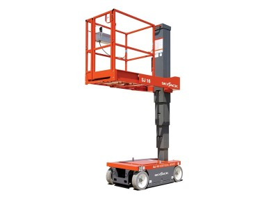 16′ Electric Scissor Lift