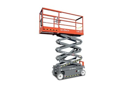 19′ Electric Scissor Lift