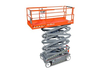 32′ Electric Scissor Lift