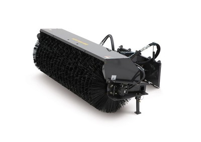 Angle Broom for Skidsteer