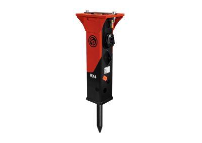 Breaker for 10,300 lb Mini Excavator (EZ53)