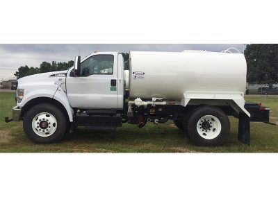 2500 Gallon Water Truck