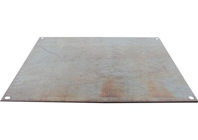 Street Plate 8'x10′